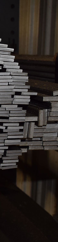Steel bar cross section